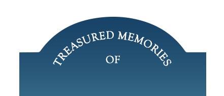 Treasured memories of