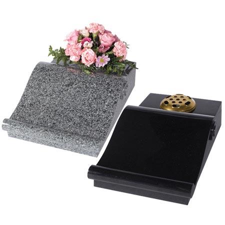 Scrolldesk cremation memorial